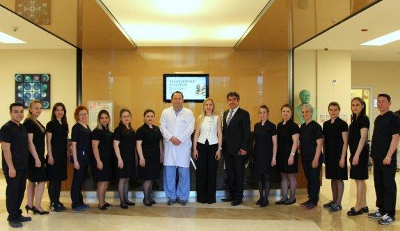 Acıbadem Eskişehir Hastanesi'nde Hemşirelik Haftası kutlandı