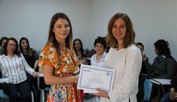 Büyükşehir personeline kadın sağlığı eğitimi verildi