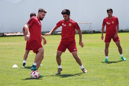Eskişehirspor, Altınordu maçı hazırlıklarını sürdürüyor