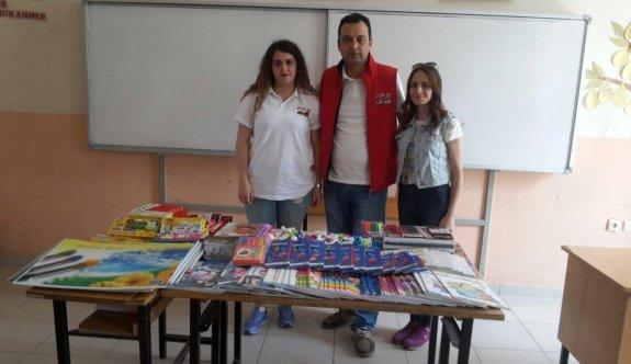 Vos26'dan eğitime destek