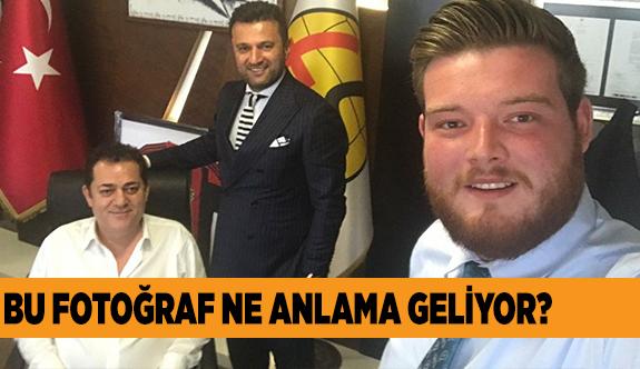 ALİHAN KARACAN'IN SELFİSİ GÜNDEME OTURDU