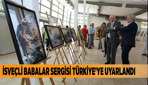 İSVEÇLİ BABALAR SERGİSİ TÜRKİYE'YE UYARLANDI