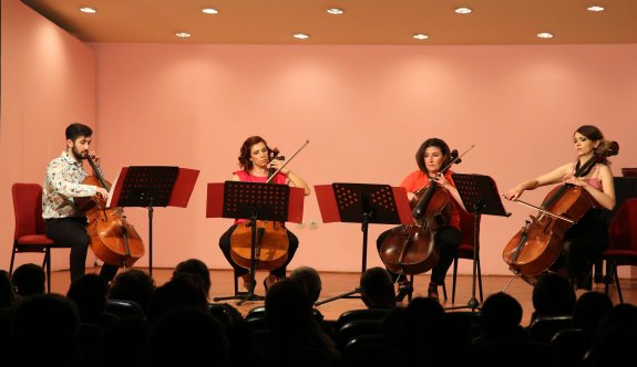 Oda Müziği'nde Cellistique rüzgârı