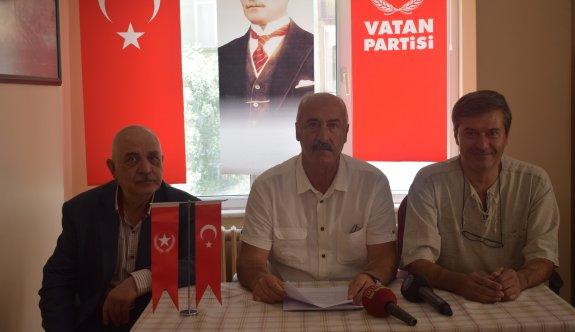 Vatan Partisi'nden yönetmelik değişikliğine  tepki