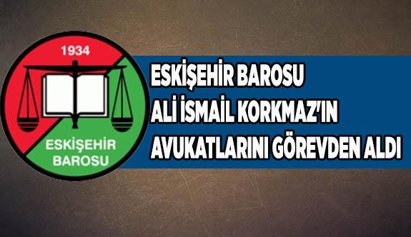 Ali İsmail Korkmaz'ın avukatlarını görevden aldı