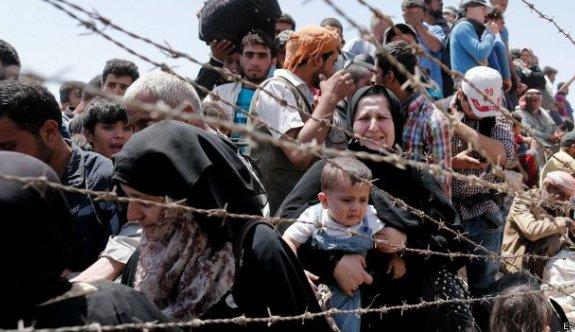 Bakanlık Suriyeli mültecilerin suç oranını açıkladı