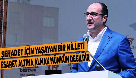 """""""O GECE MİLLETİMİZ DESTAN YAZDI"""""""