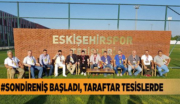 TARAFTARLAR TESİSLERDE SON DİRENİŞ'İ BAŞLATTI