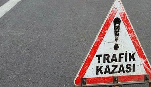Trafik Kazası 2 ölü, 3 yaralı