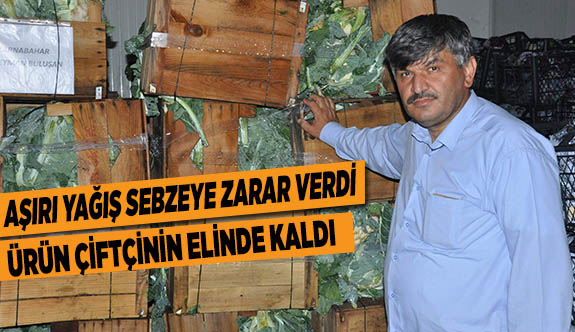 ÜRETİCİ BAKAN'A SESLENDİ