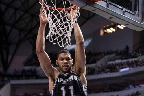 Jeff Ayres Eskişehir Basket'te