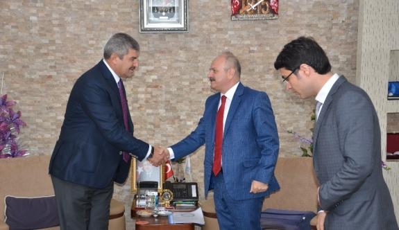 Vali Özdemir Çakacak Günyüzü'nü ziyaret etti.