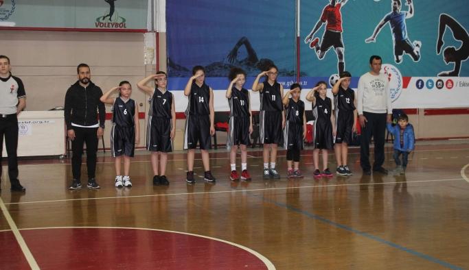 Basketbol'da mücadeleler devam ediyor