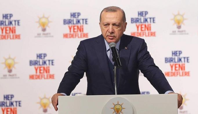 Erdoğan, Afrin'de helikopterimizin düşürüldüğünü açıkladı