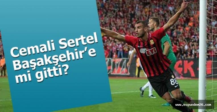 Cemali Sertel Başakşehir'e mi gitti?
