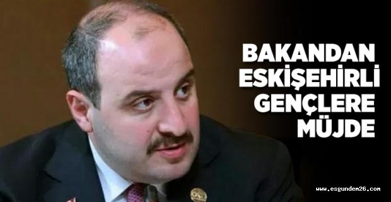 ESKİŞEHİR'DE AÇILIYOR