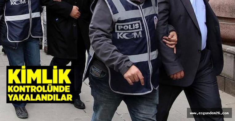 ESKİŞEHİR'DE FETÖ OPERASYONU