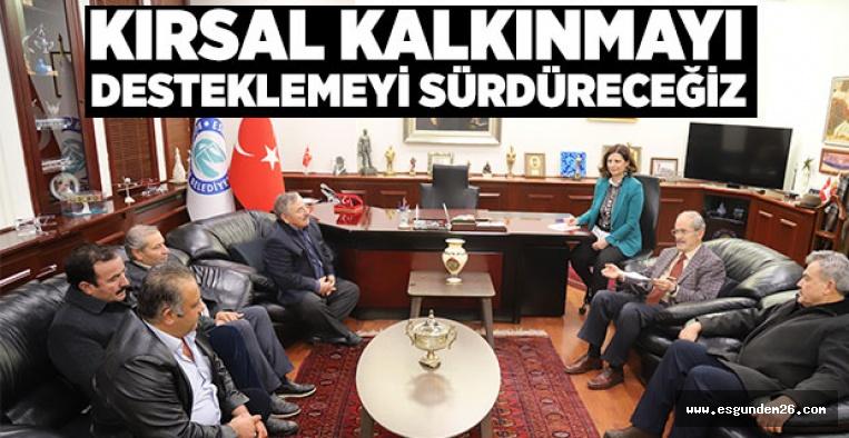 """""""KÖYLÜYÜ YİNE MİLLETİMİZİN EFENDİSİ YAPACAĞIZ"""""""