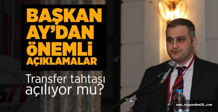 """""""PROJELERİMİZİ HAYATA GEÇİRECEĞİZ"""""""