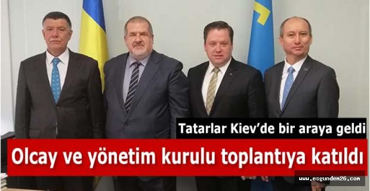 Tatarlar Kiev'de bir araya geldi