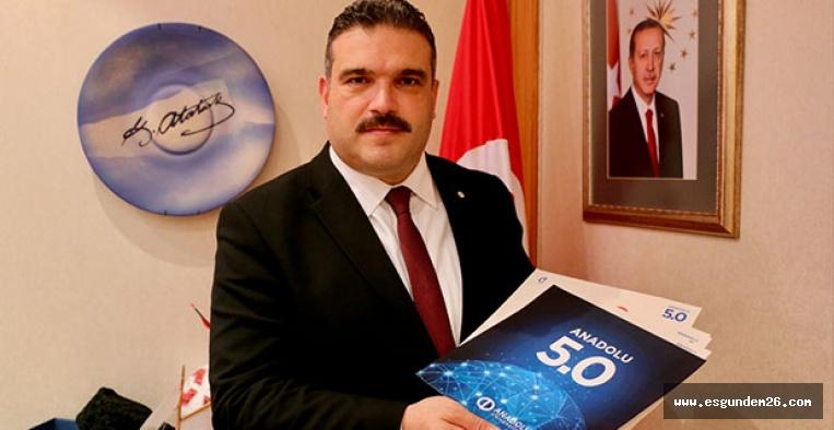 ANADOLU ÜNİVERSİTESİ'NDEN 5.0