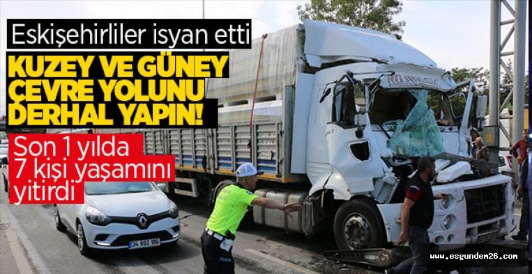 ÇEVRE YOLU TEPKİSİ!