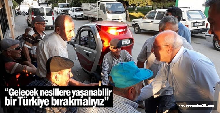 """""""İŞSİZLİĞİN VE YOKSULLUĞUN SON BULDUĞU NİCE BAYRAMLARA"""""""