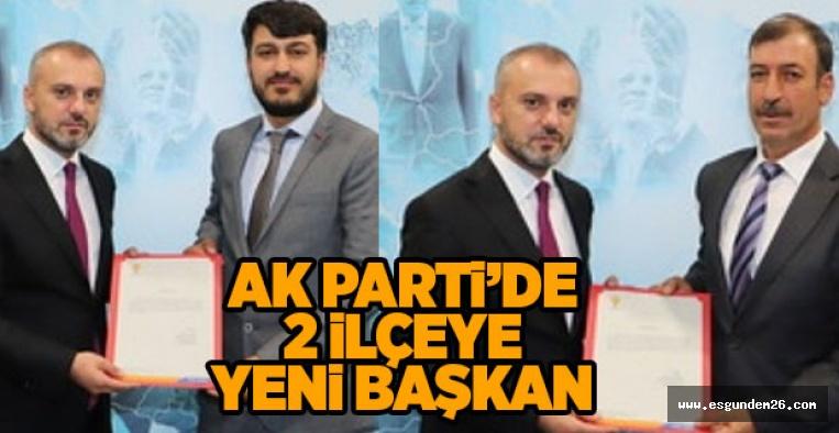 MAHMUDİYE'YE TOKMAK, BEYLİKOVA'YA ERDEN