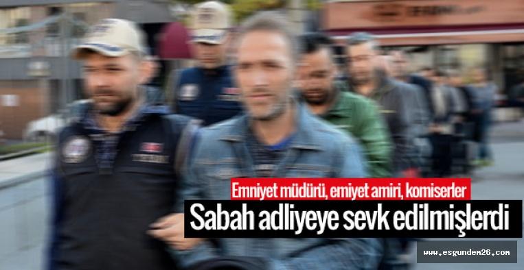 ADLİ  KONTROL ŞARTIYLA SERBESTLER