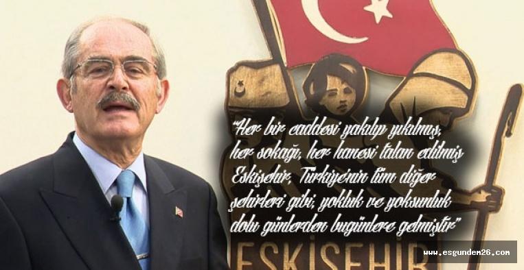 """""""BU ŞEHRİN ÇEKTİĞİ ACILARI ASLA UNUTMAYIZ"""""""