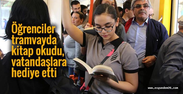 """""""BU ŞEHİRDE OKUMAK ÇAĞDAŞ BİR EYLEMDİR!"""""""