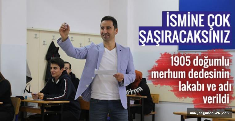 """""""Dersimiz matematik öğretmenimiz Türkçe"""""""
