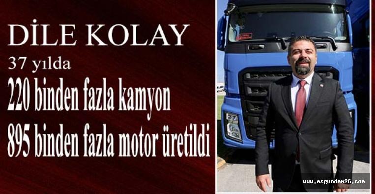 FORD OTOSAN ESKİŞEHİR'DE BAŞARDI