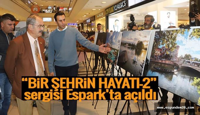 Eskişehir'in hayatını fotoğrafları ile anlatıyor