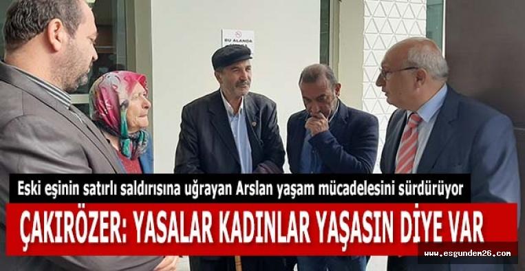"""""""KADINLARI KORUMA SİSTEMİ ALARM VERİYOR"""""""