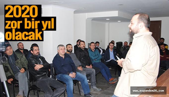 Kristal İş Sendikası'ndan eğitim semineri