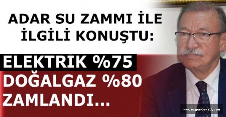 """ADAR, """"ZAMMI SAVUNMAK KOLAY DEĞİL"""""""