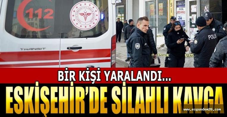 Çamlıca'da silahlı kavga: 1 yaralı