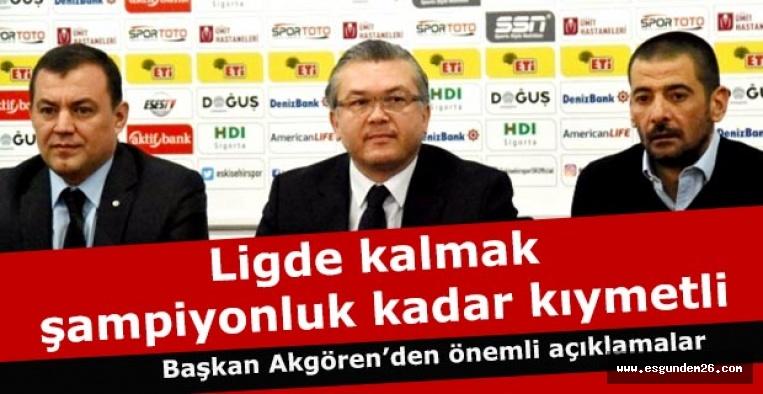 Başkan Akgören: Sekidika için bir Anadolu kulübüyle anlaşmıştık, menajeri razı edemedi