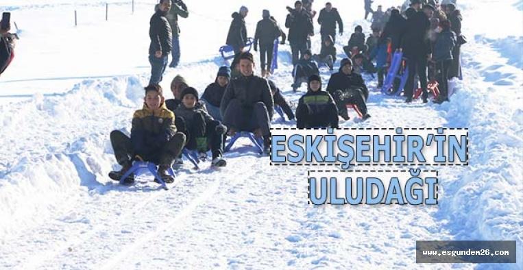 Kızak Festivali başladı.