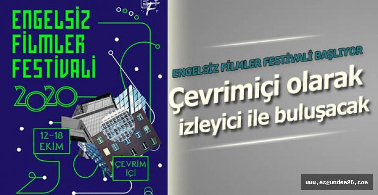 ENGELSİZ FİLMLER FESTİVALİ BAŞLIYOR