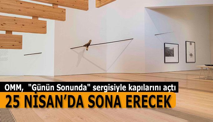 """Odunpazarı Modern Müze'nin Yeni Sergisi """"Günün Sonunda"""" Açıldı!"""