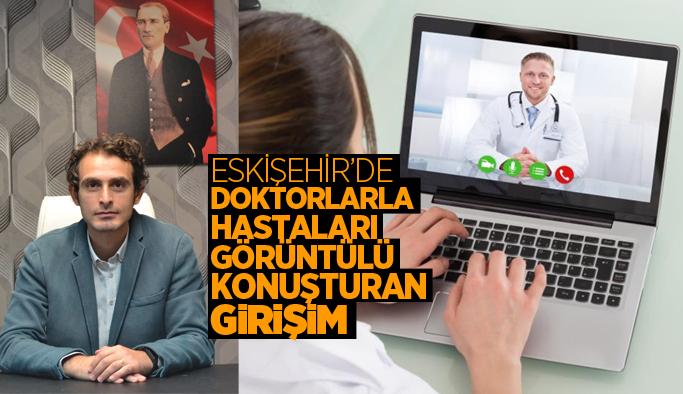 Pandemi nedeniyle hastaneye gitmeye çekinenler için online doktor imkanı