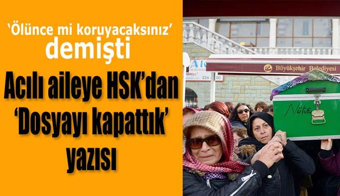 Meğer öldürülen Ayşe Tuba Arslan korunmuş!