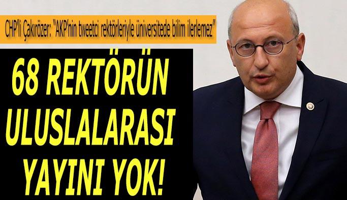 TBMM'de teknopark kanunu görüşmelerine 'AKP'li kayyım rektörler' tartışmasıdamga  vurdu