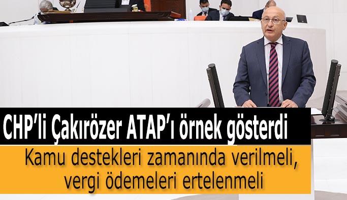 Eskişehir'deki girişimci firmaların talepleri Meclis gündeminde