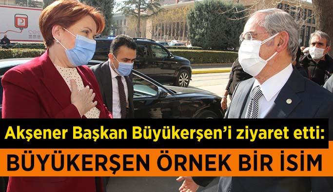 """""""BÜYÜKERŞEN BELEDİYECİLİKDE ÖRNEK BİR İSİM"""""""