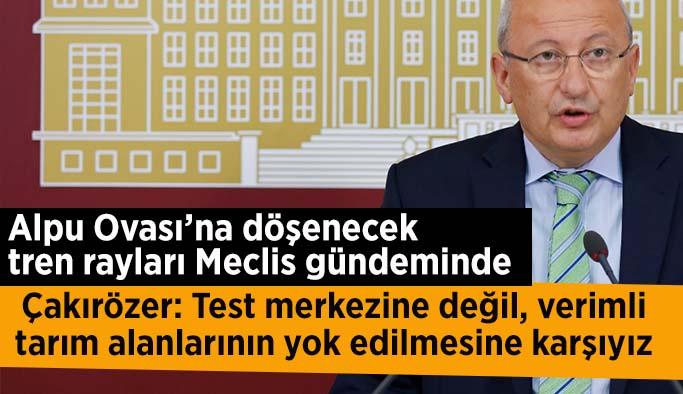 CHP'li Çakırözer'den AÜ Rektörü'ne 13 gerekçeli çağrı: