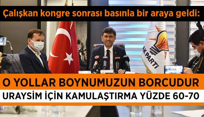 Eskişehir'e 523 milyonluk destek