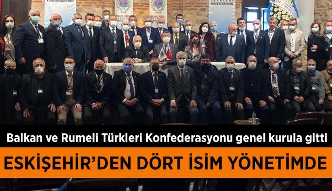 Eskişehir'den dört isim yönetimde